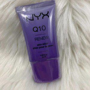 4/$20 NYX Q10 Renew Skin Elixir Serum & Primer